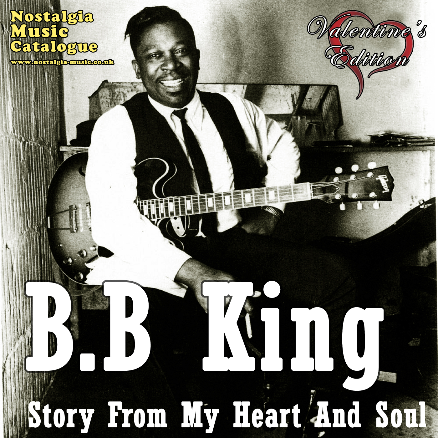 BB King The Soul Of