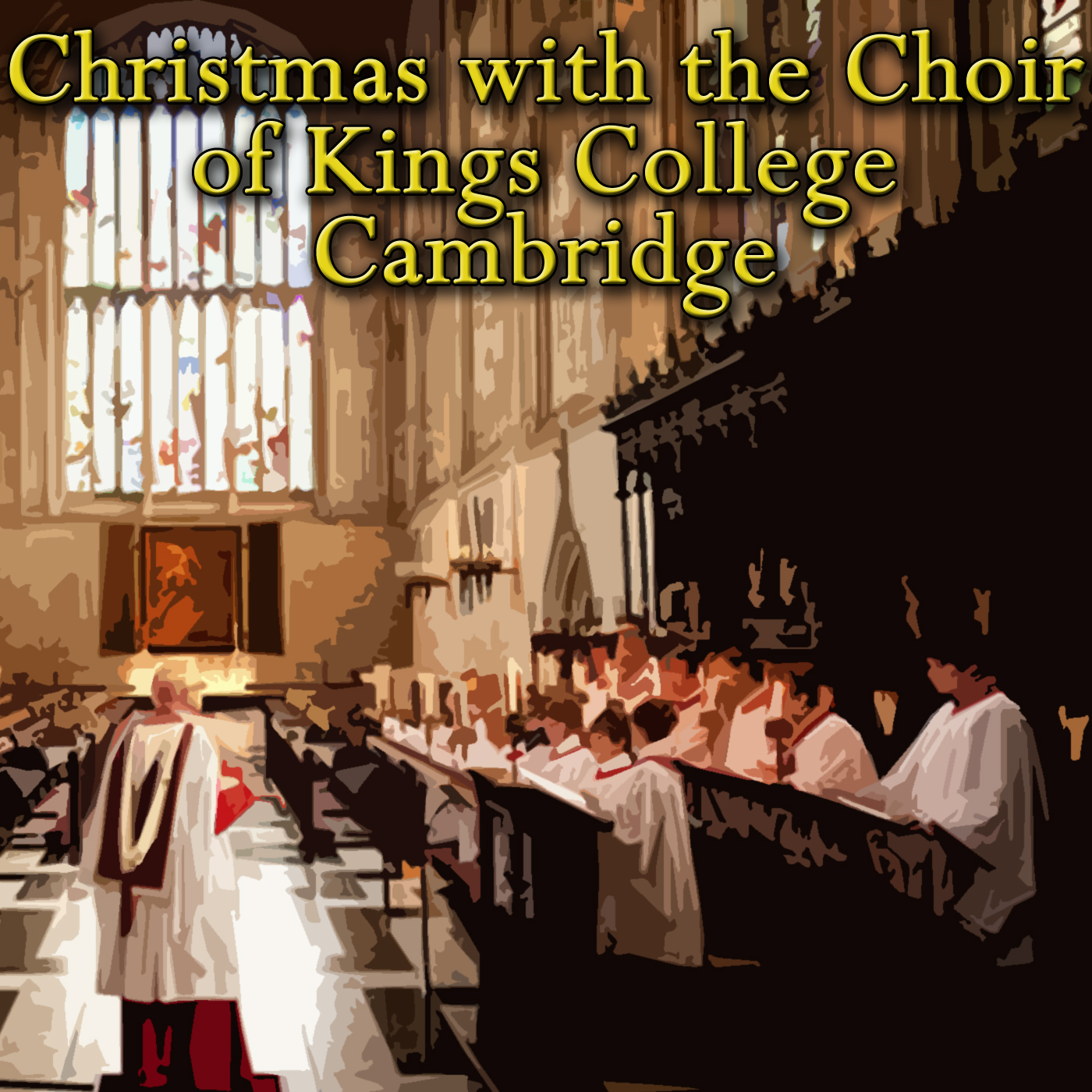 Christmas With the Choir of Kings College, Cambridge - Nostalgia ...