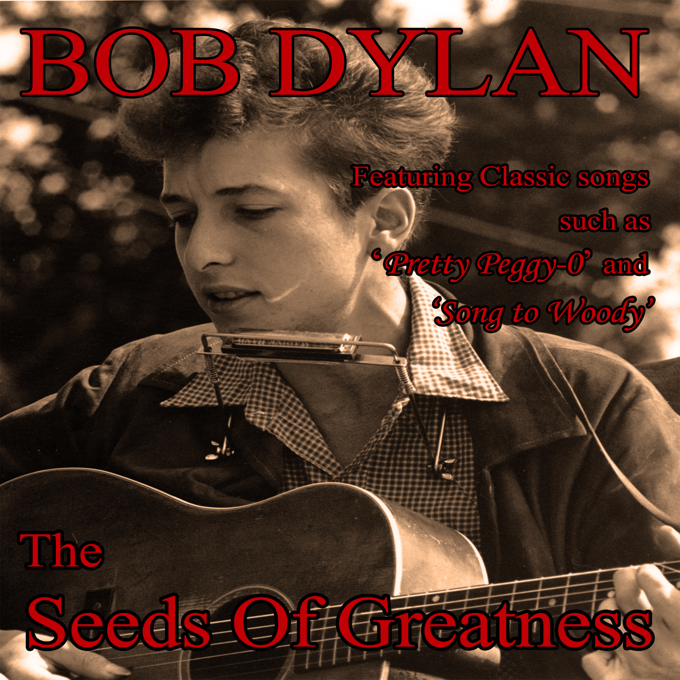 Bob Dylan - The Seeds Of Greatness