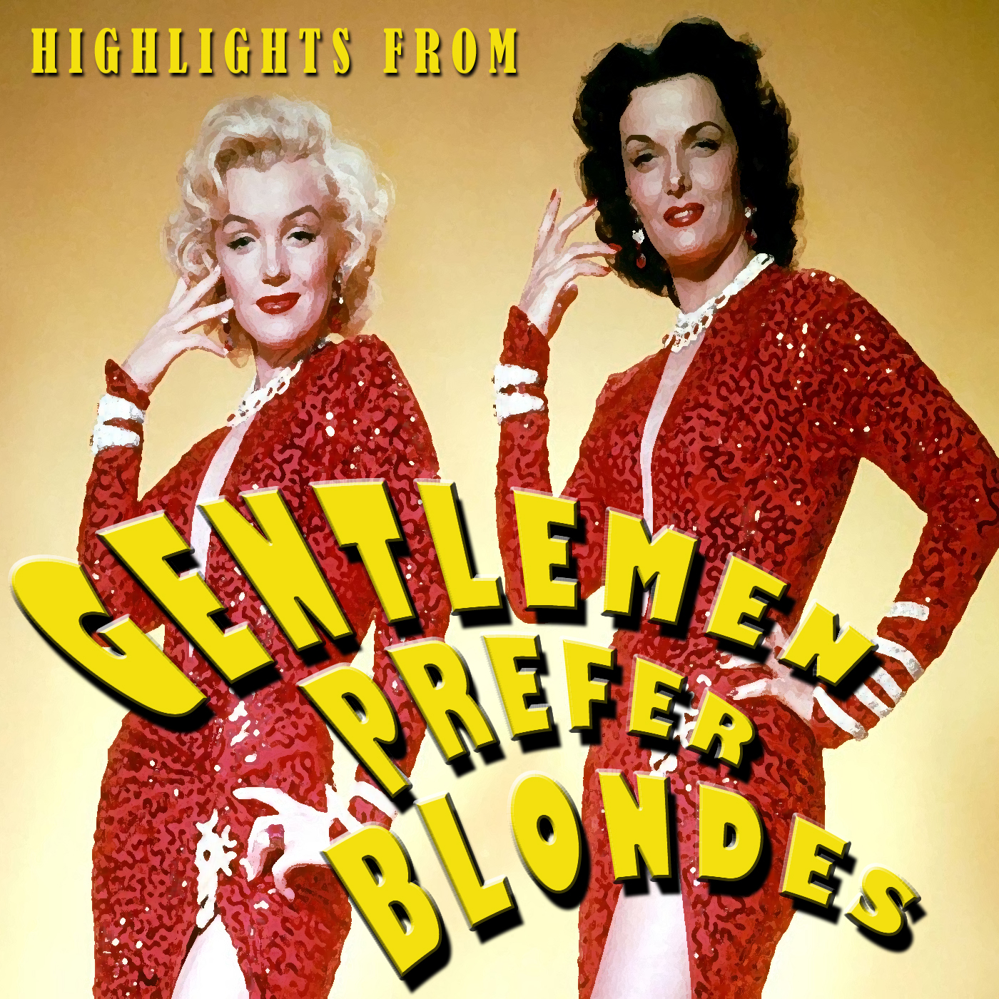 Revisiting Gentlemen Prefer Blondes: I was there for love