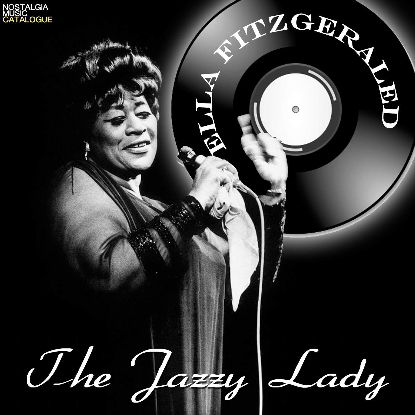 Jazzy Lady - Ella Fitzgeraled - NMC - NEW