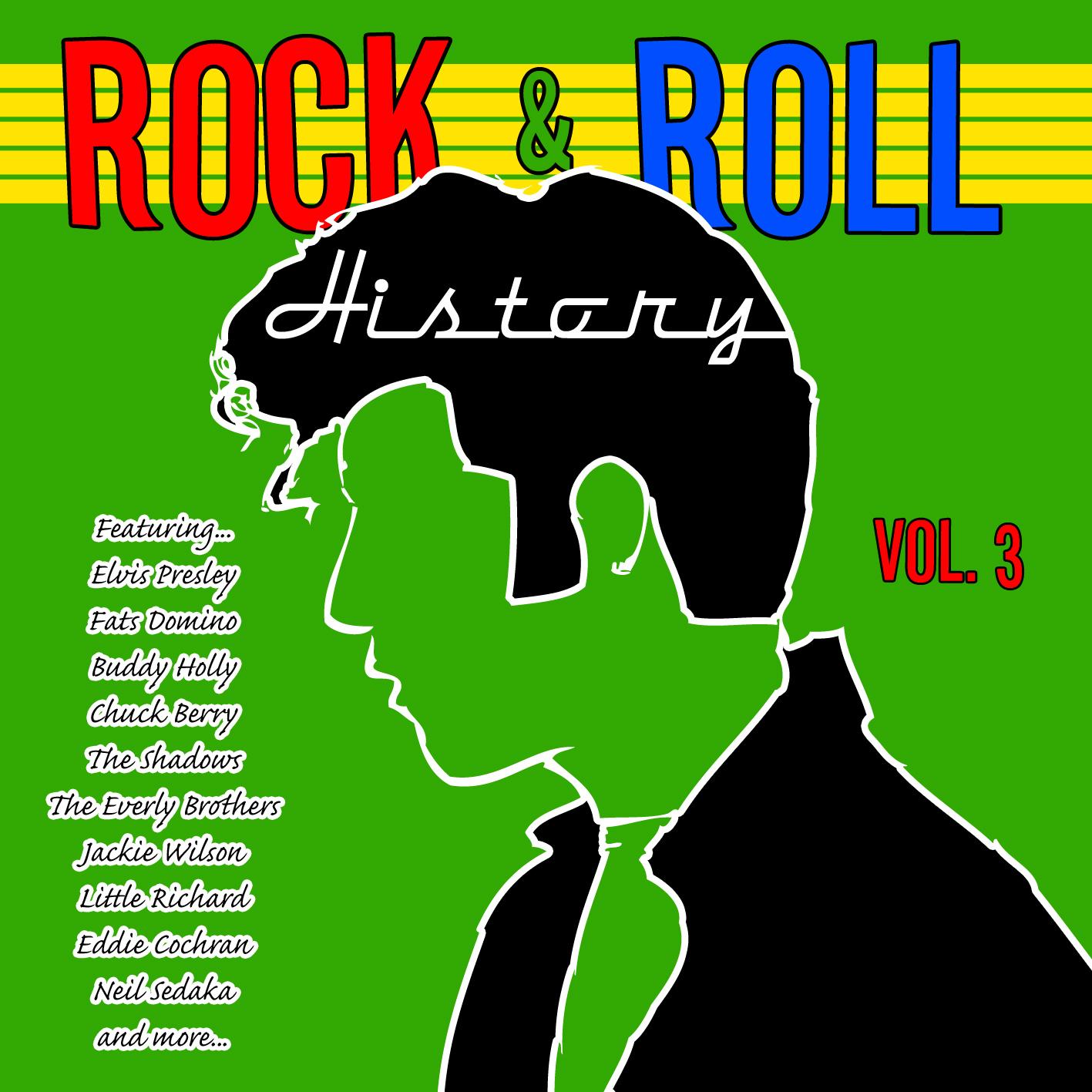 Rock & Roll History Vol 3.