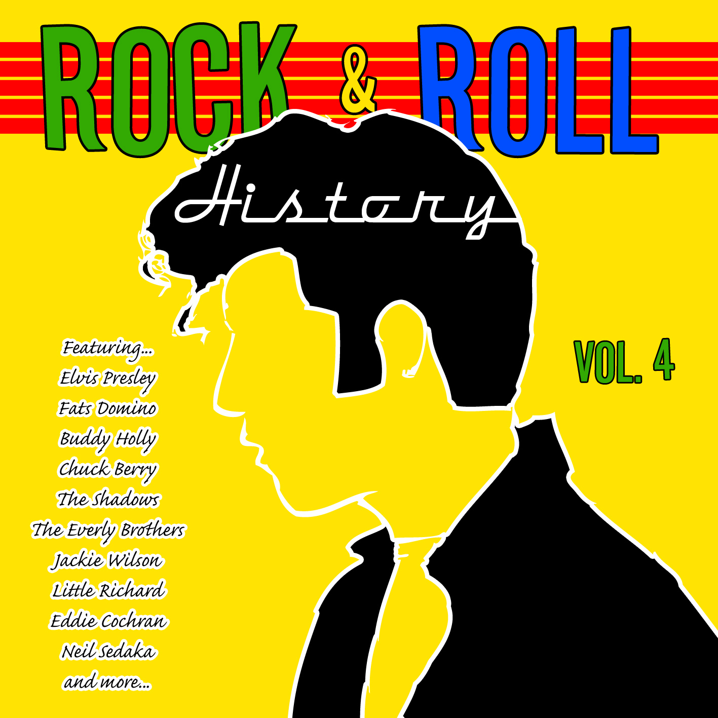 Rock & Roll History Vol 4.