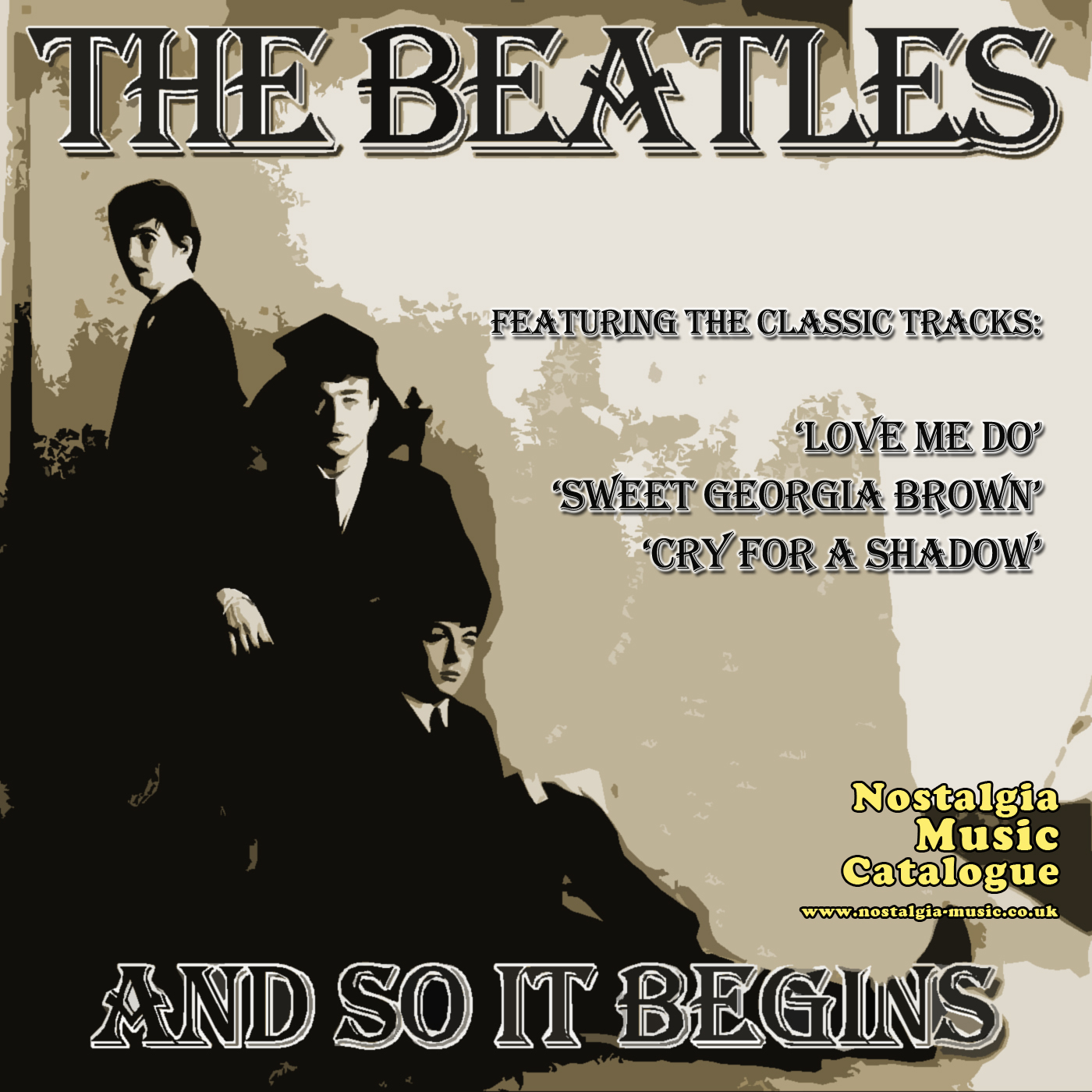 The Beatles – And So It Begins