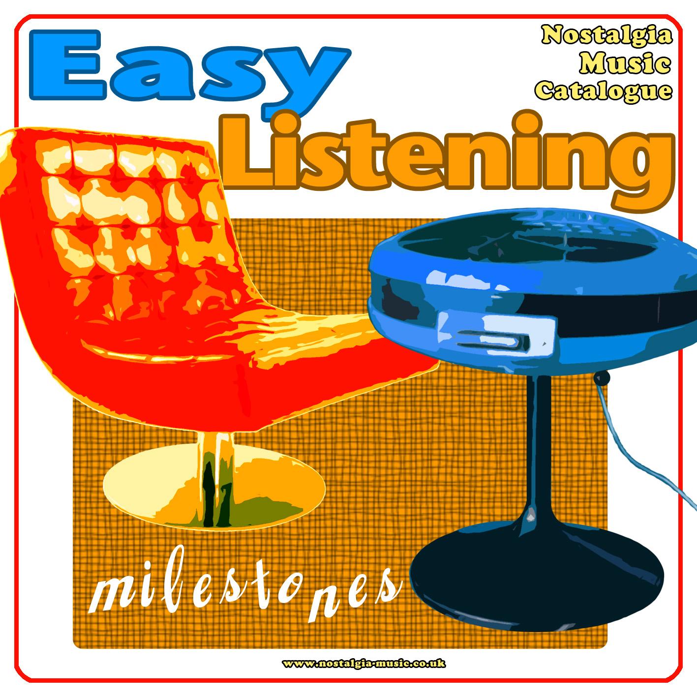 Easy Listening Milestones Plus Logo