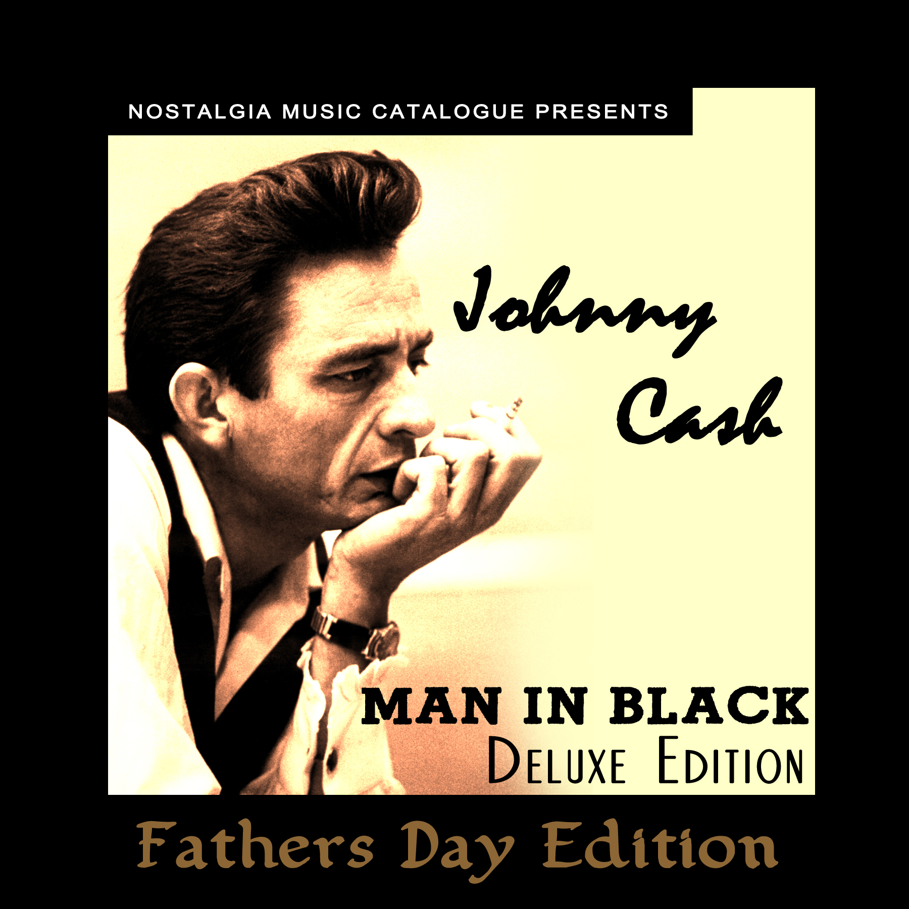 johnny cash the man in black essay