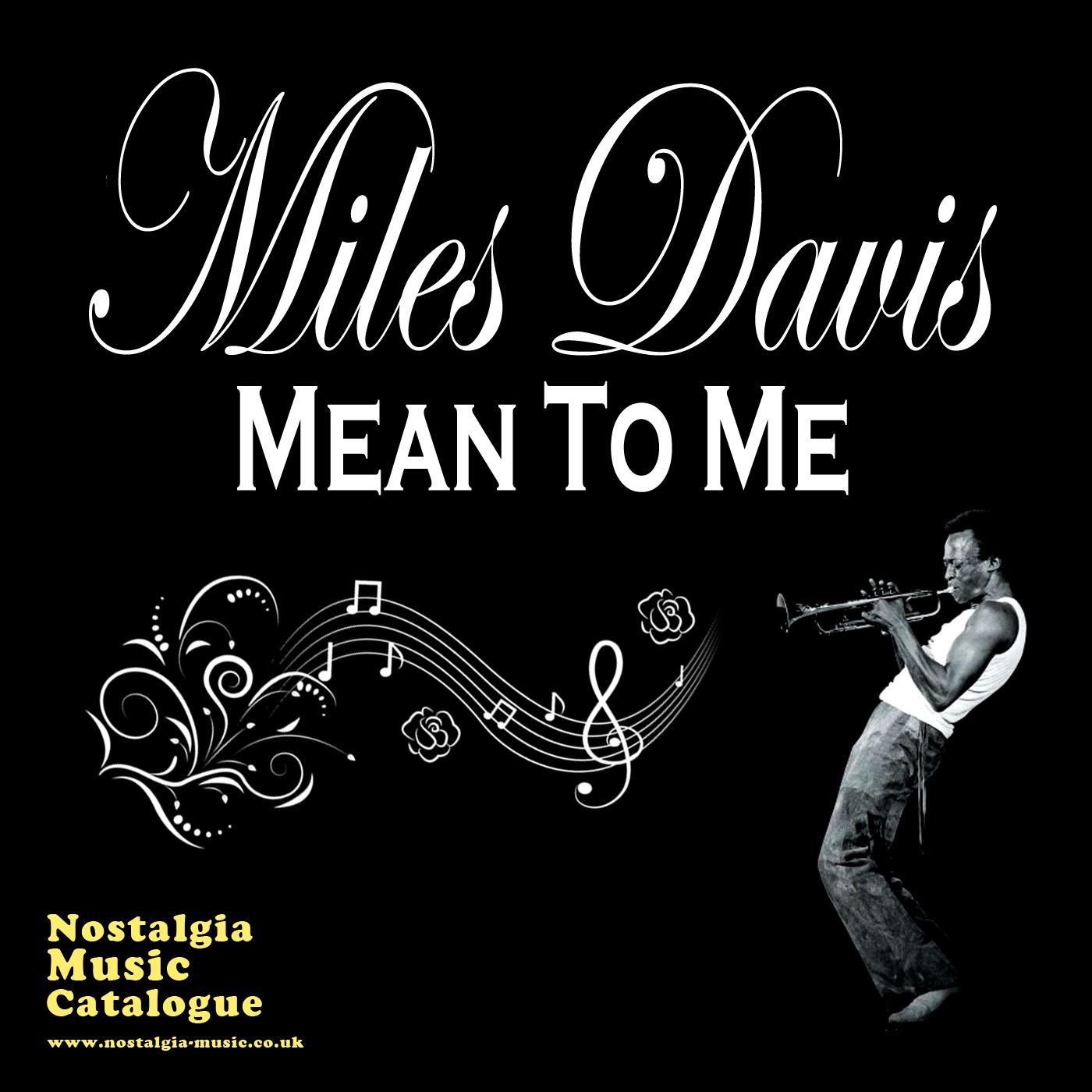 Miles Davis - NMC