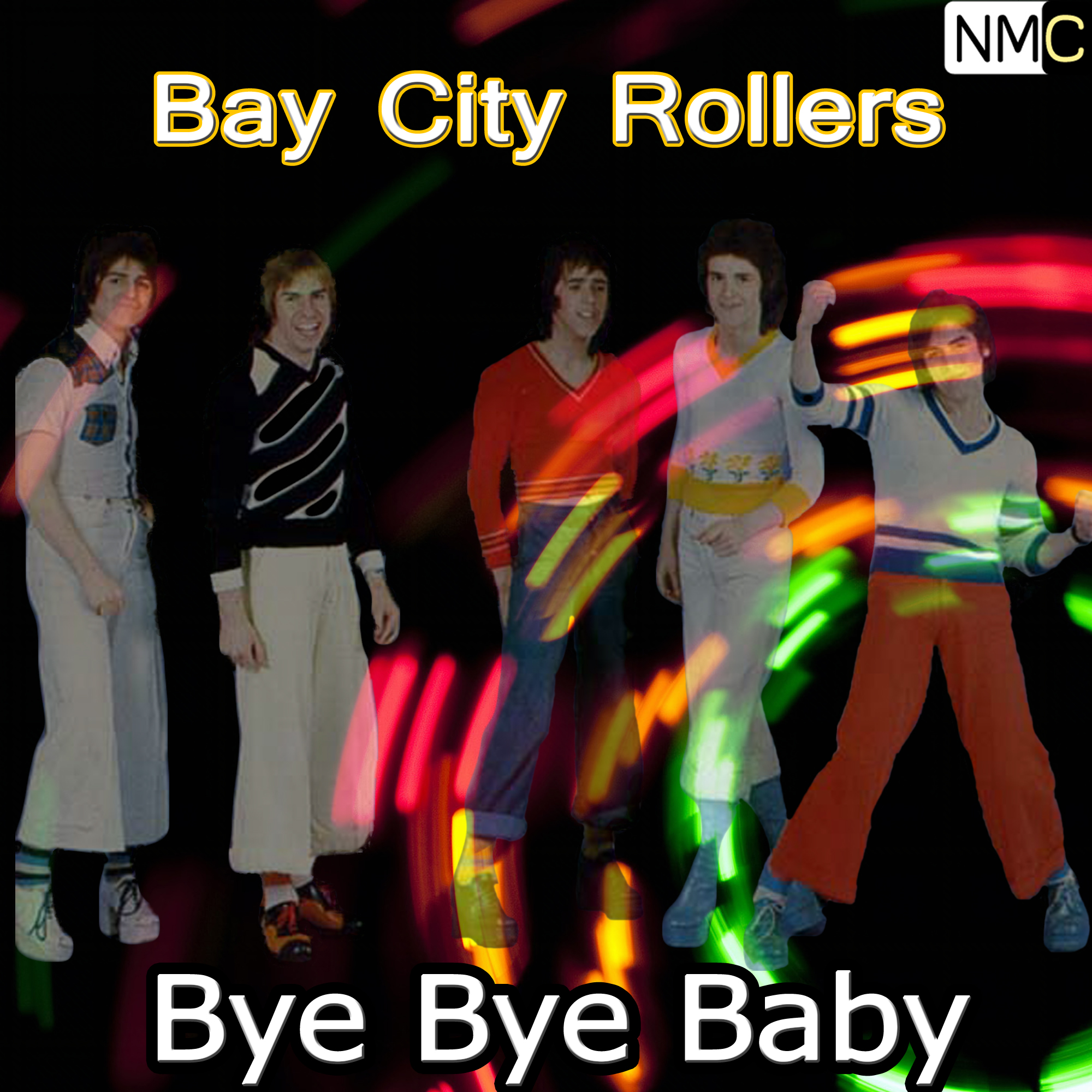 Bay City Rollers - Bye Bye Baby - Nostalgia Music Catalogue