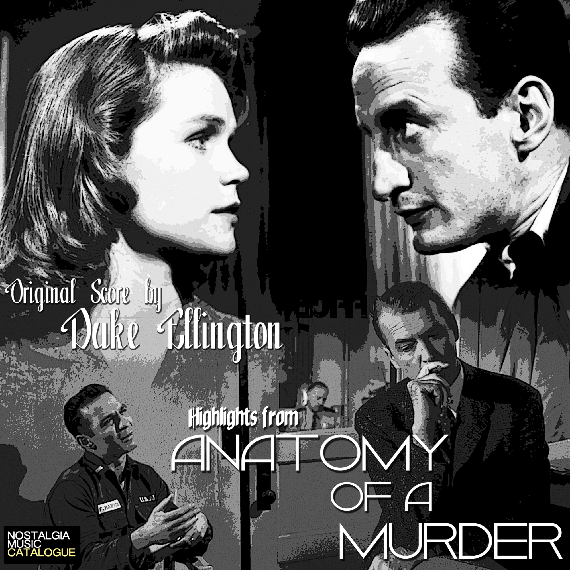 Highlights from Anatomy of a Murder - Duke Ellington - Nostalgia Music