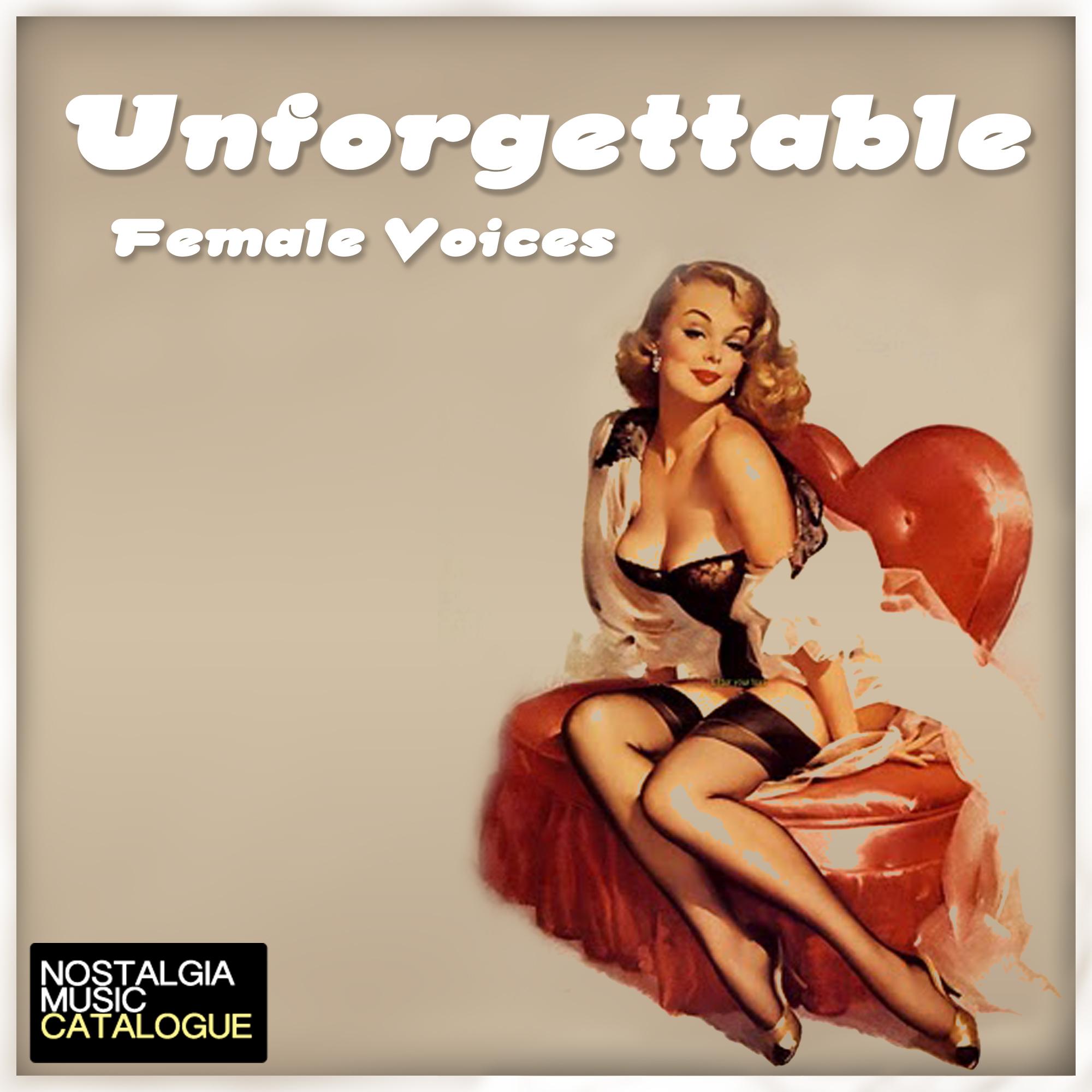 Various Artists - Unforgettable Female Voices