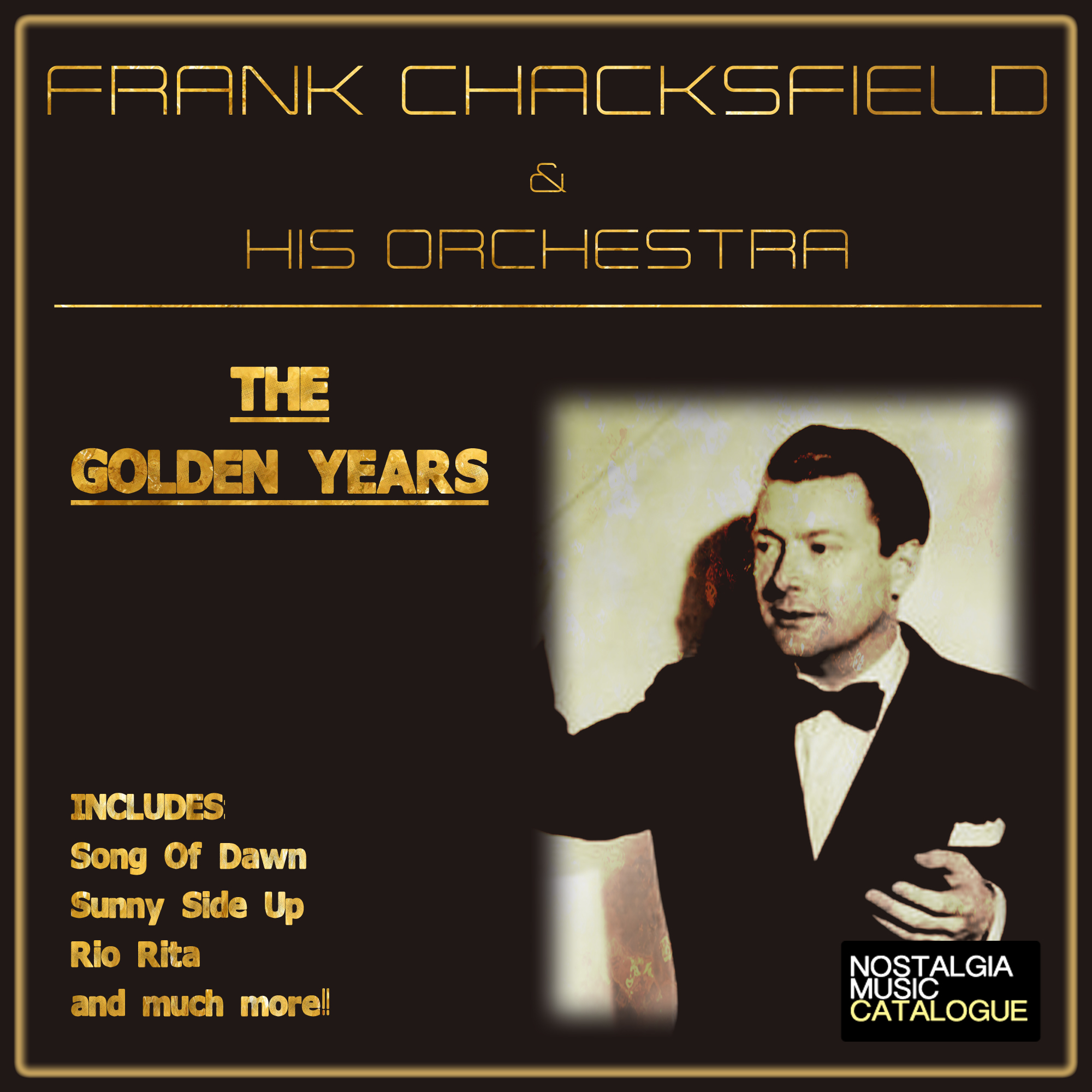 Frank Chacksfield – The Golden Years