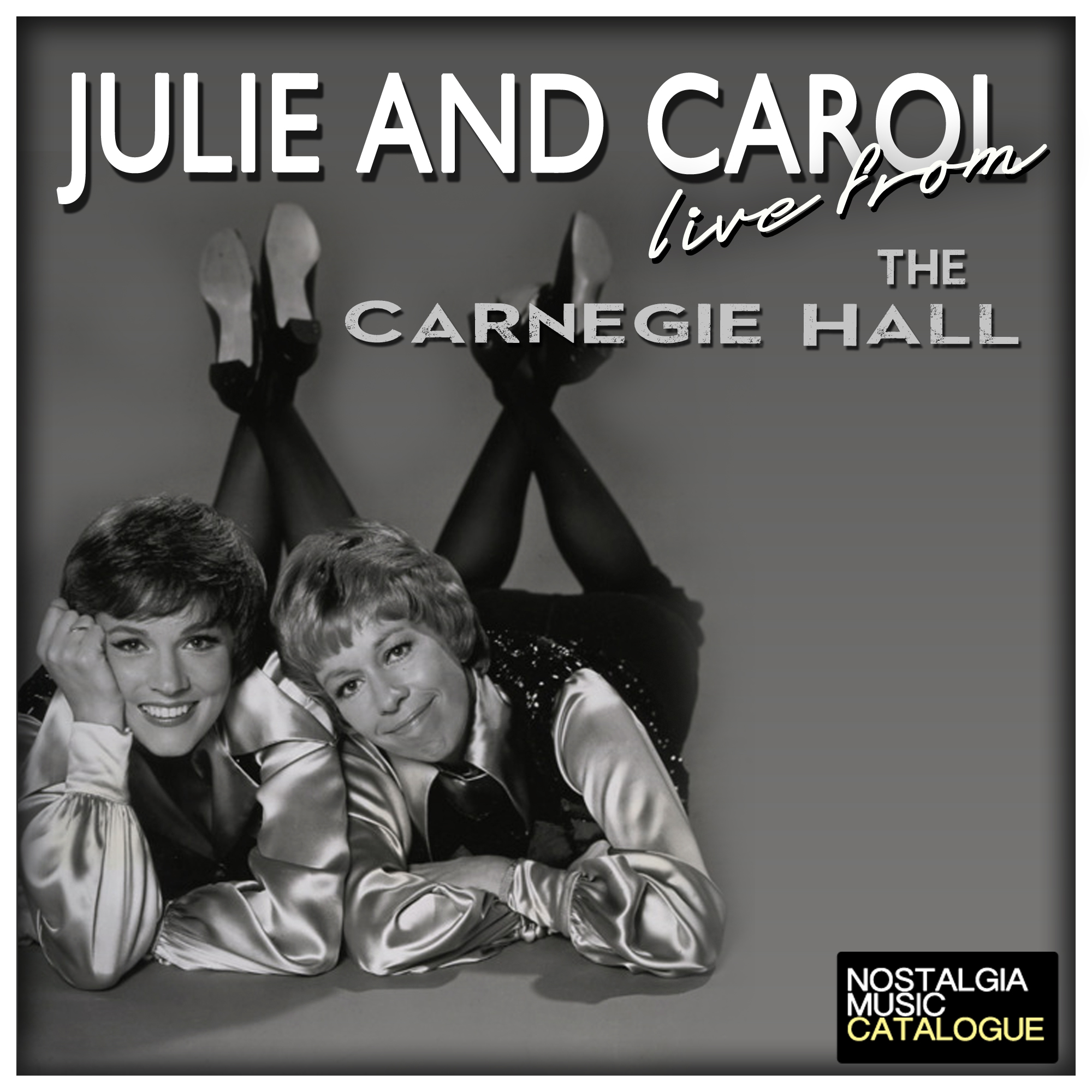 Julie and Carol live from The Carnegie Hall