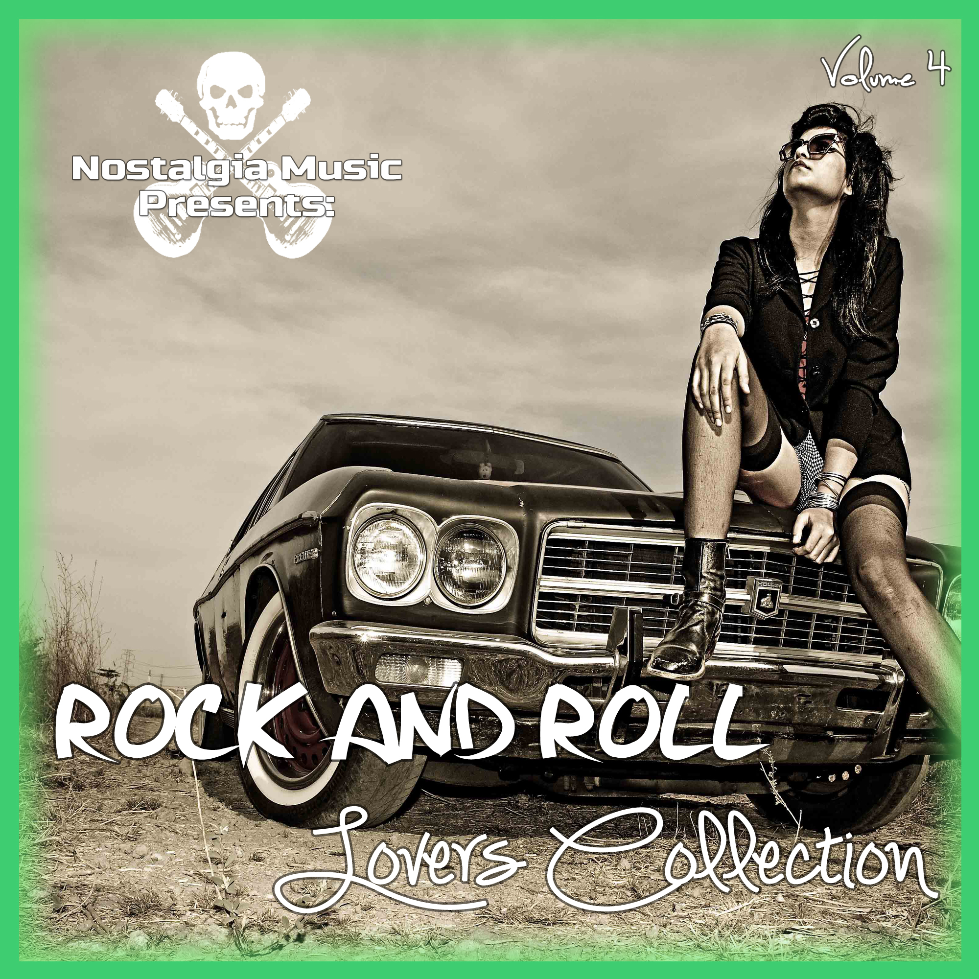 Rock And Roll Lovers Collection Volume.4 - Various Artists
