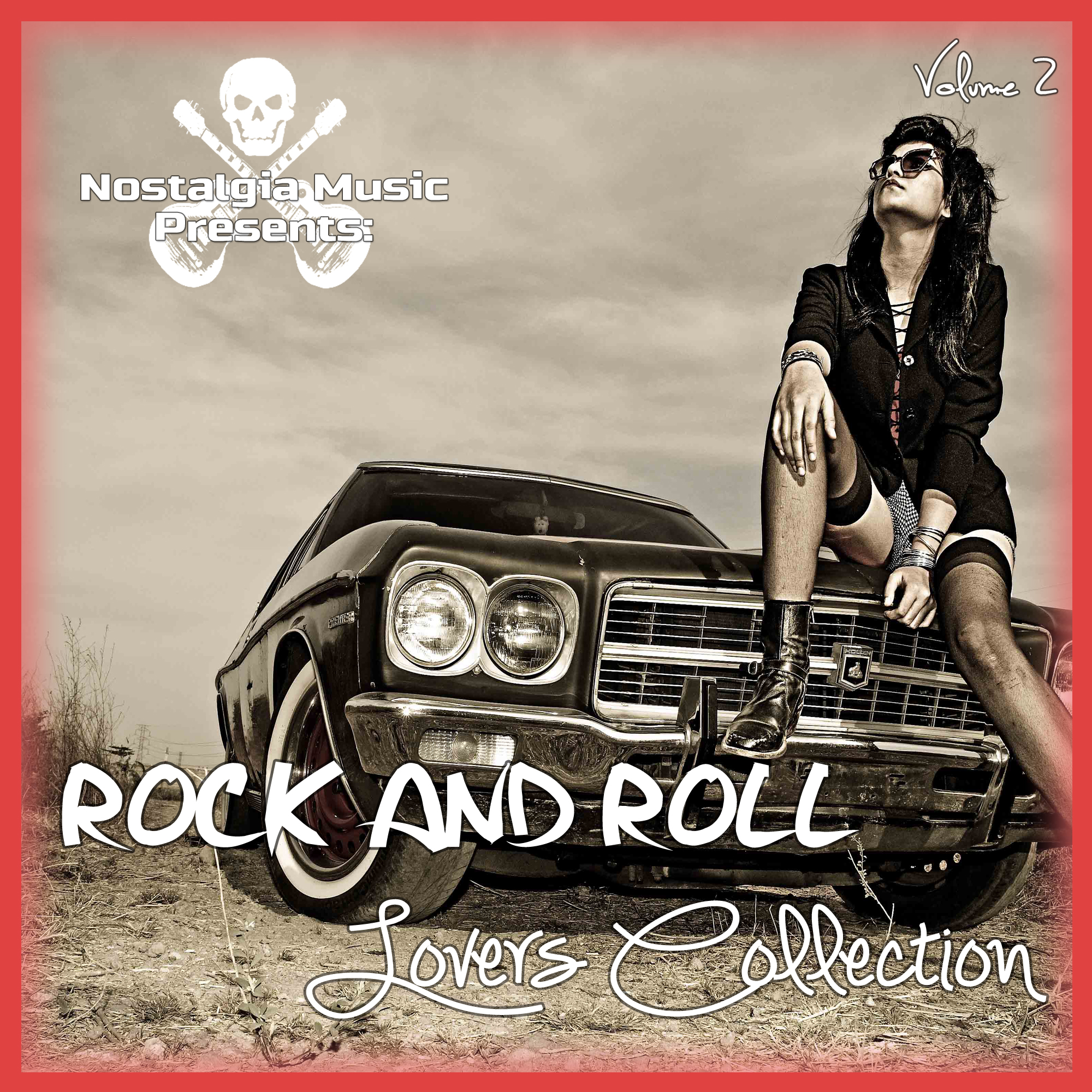 Rock And Roll Lovers Collection Volume.2 - Various Artists
