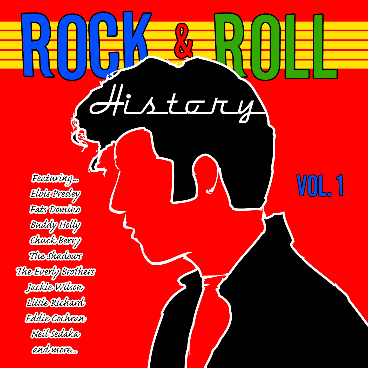 Rock & Roll History Vol 1.