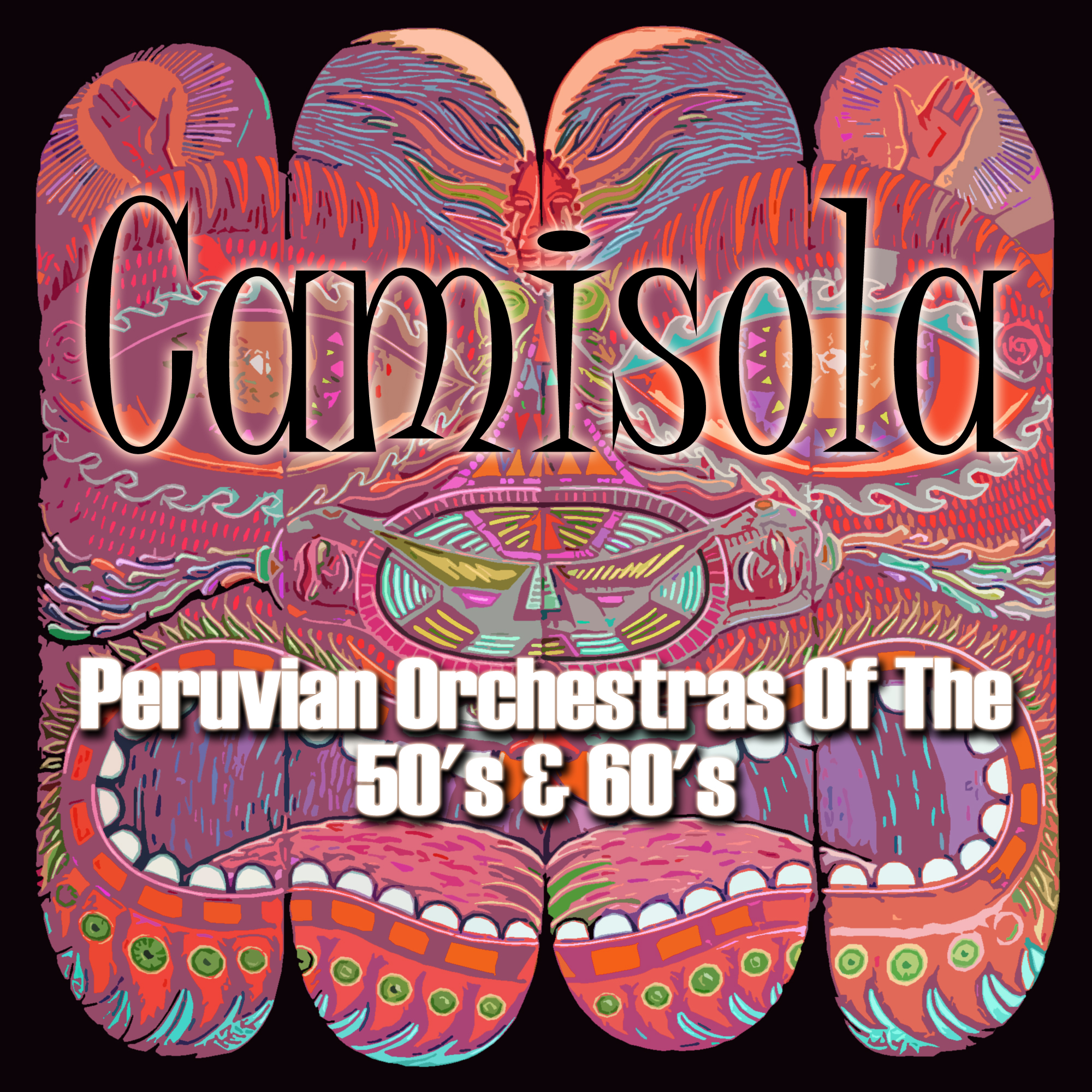 Camisola - Peruvian Orchestras Of The 50s & 60s