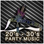 20's - 30's Party Music