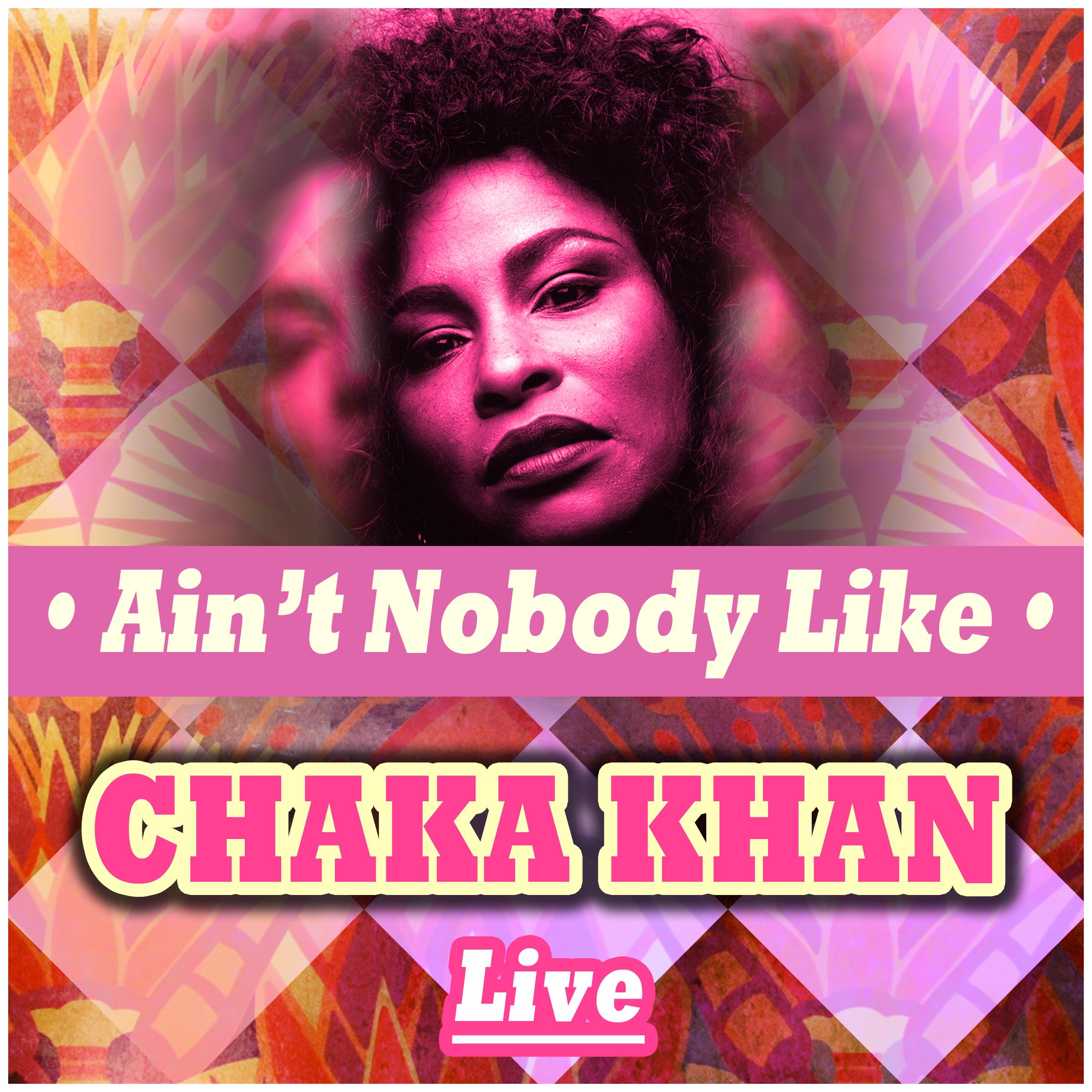 Ain't Nobody Like Chaka Khan Live – Chaka Khan